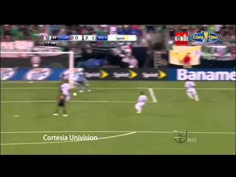 Cuba Vs. Mexico (0-5) 2011 CONCACAF Gold Cup