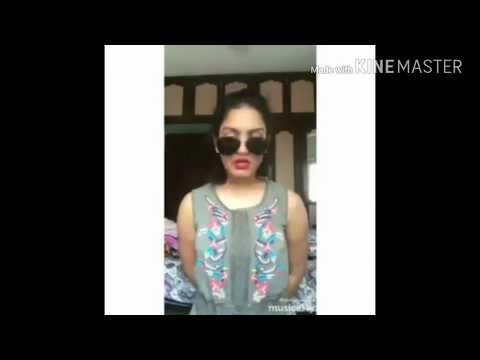 ഒറിജിനലിനെ വെല്ലുന്ന ഡബ്സ്മാഷുമായി ഒരു മിടുക്കി! | Hilarious 'Saniya Iyappan D4 DANCE' Dubsmash!