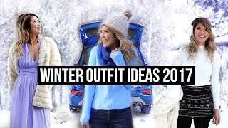 Winter Lookbook 2017! Cute Outfit Ideas for Winter!