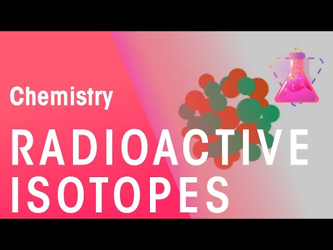 What Are Radioactive Isotopes? | Properties Of Matter | Chemistry | FuseSchool