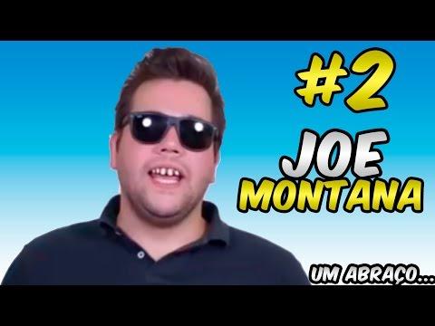 Joe Montana #2 - Alcemar Pretinho Básico