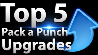 Top 5 Pack A Punch Upgrades In 'call Of Duty Zombies' - Black Ops 2 Zombies, Bo & Waw