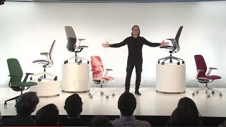 Gambar cover Steelcase Introduces SILQ: An Innovation in Seating Design