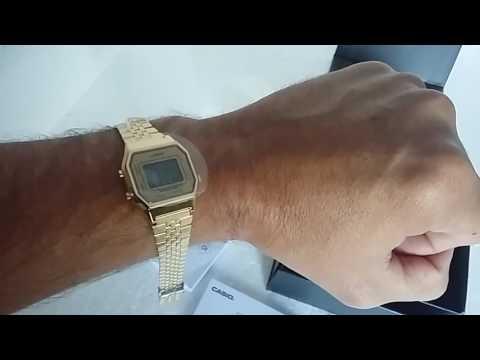 5db936a8cc7 relogio casio dourado masculino tagged videos on VideoHolder