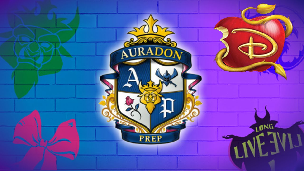 Awesome Descendants: Party At Auradon Prep (New Disney Games )   YouTube