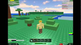 matthewcook991's ROBLOX Survival 404 guide Part 1