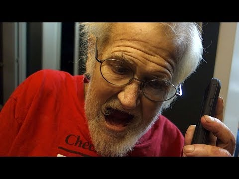 ANGRY GRANDPA GETS BANNED! (PRANK)