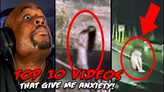 Top 10 Videos That Give Me Anxiety REACTION!!