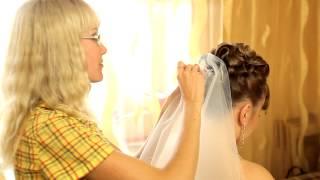 Свадебное утро 3 (сборы жениха и невесты)