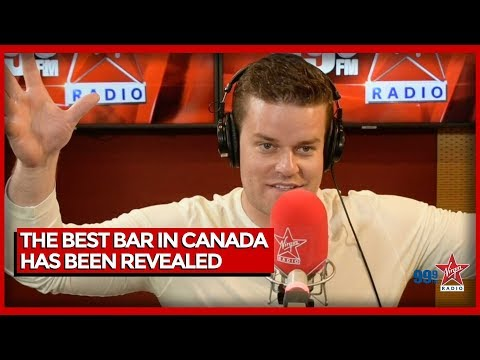 The best bars in Canada