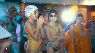 Детский чемпионат по плаванию