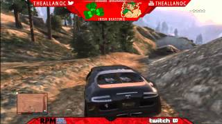 Epic GTA Car Chase Part 1