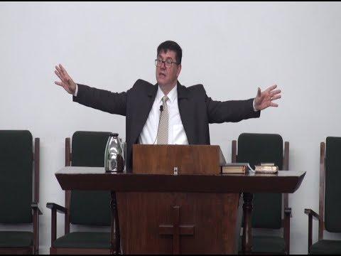 IPUS - Culto Vespertino, 03/12/2017 - Rev. Nelson Taibo