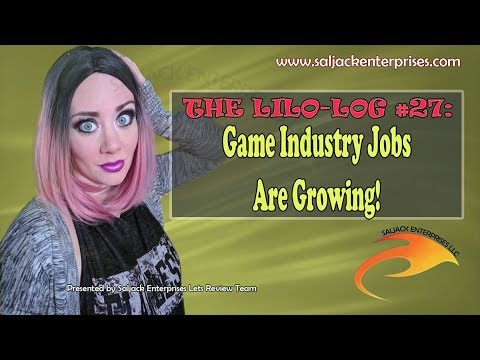The Lilo-log #27: Game Industry Jobs Are Growing!