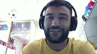 """"""" Eddie Alvarez is a fight I'd like to take"""" -Antonio 'The Spartan' Caruso - Full Interview with ITC"""