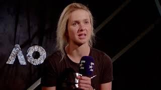 видео Дарья Касаткина – юная звезда российского тенниса