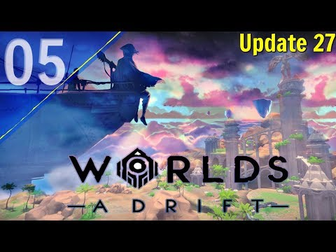 Exploding Is Bad For Your Health | Worlds Adrift Update 27 #5