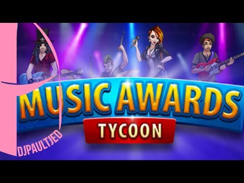 WE ROCK! Let's Try: Music Awards Manager! Part 1
