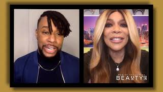 WENDY WILLIAMS Bares ALL on ALIMONY, DIVORCE, Lifetime Movie, and her Flawless Skin