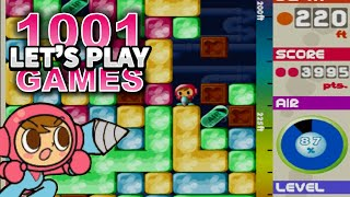 Mr. Driller (Dreamcast) - Let's Play 1001 Games - Episode 46