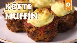 Köfte Muffin Tarifi - Onedio Yemek -  Pratik Yemek Tarifleri