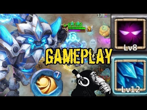 Sasquatch | Unholy Pact | Sacred Light | Gameplay | Castle Clash