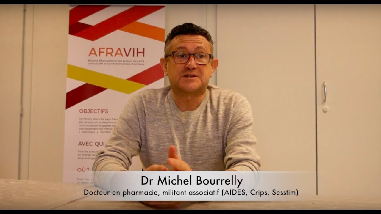 Dr Michel Bourrelly