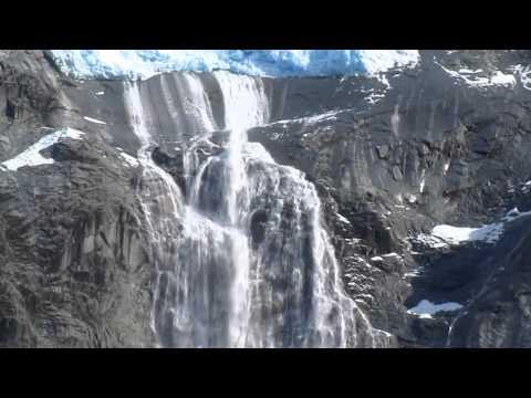 Romanche Glacier, Beagle Channel, Chile