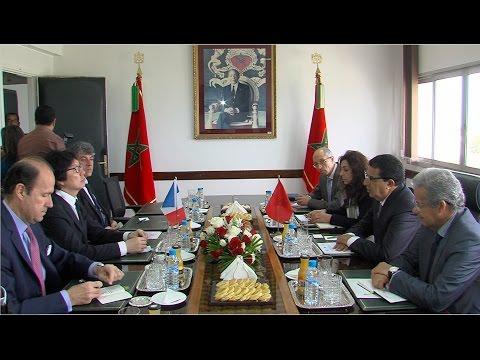 Maroc-France: Entretiens autour de la modernisation de l'administration