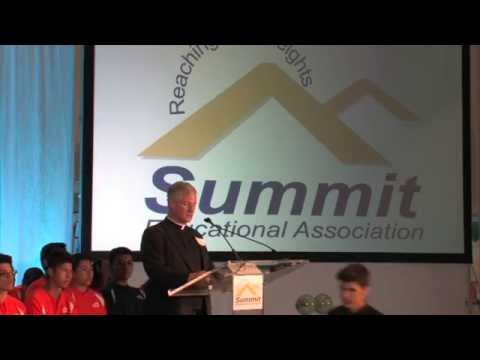"""Five Pillars of a Decent and Dynamic Society"" - Dr  Robert P. George at Summit"