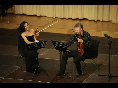 MUSIC for TWO live III.Forlana  A.Martynov - Suite in G major