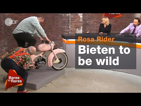 Schatz oder Schrottplatz? Aufgemotzte 'Spatz' bei Bares für Rares vom 02.08.2019 | ZDF