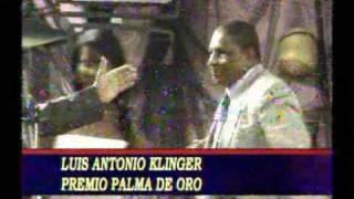 Noticiero de Buenaventura está de plácemes, Luis Antonio Klinger recibió el premio Palma de Oro