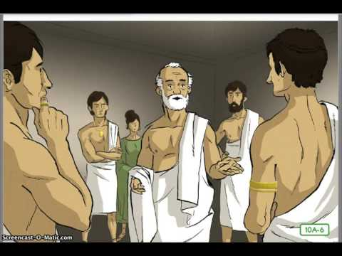 Domain 3 The Ancient Greek Civilization Lesson 10 The Great Thinkers of Greece