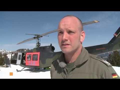 Der Hubschrauber Bell UH-1D