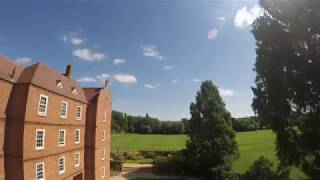 Linacre College Time Lapse (Day)
