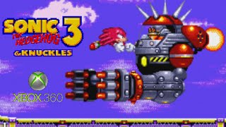 Sonic The Hedgehog 3 Knuckles Playthrough Xbox360