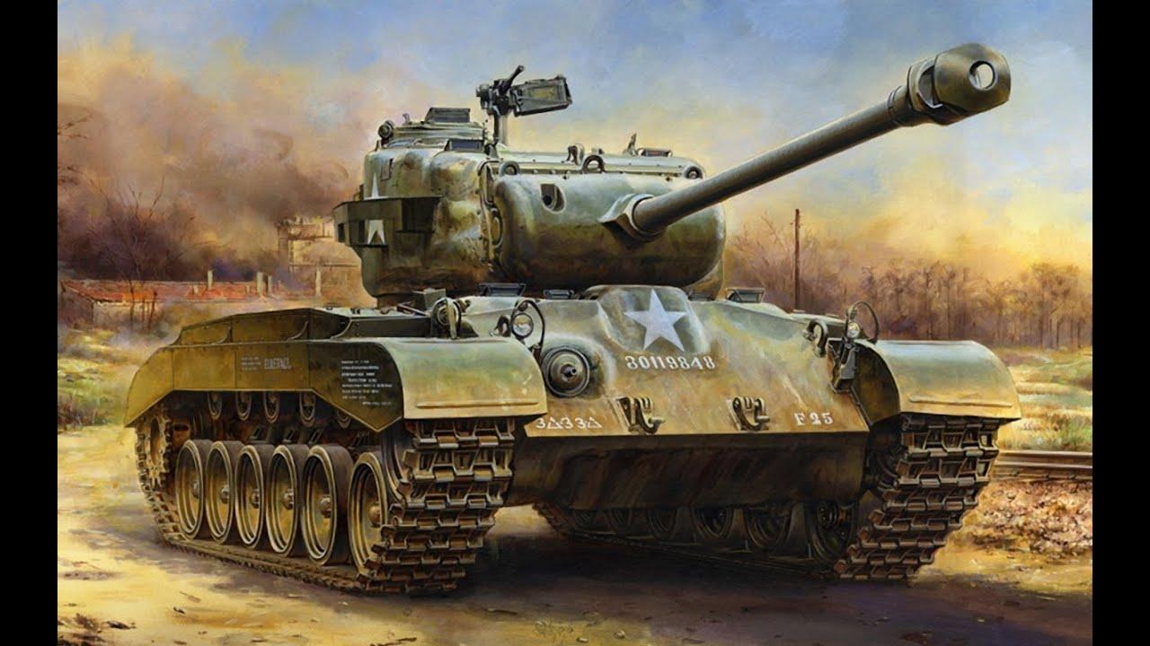 тяжелые танки 8 уровня