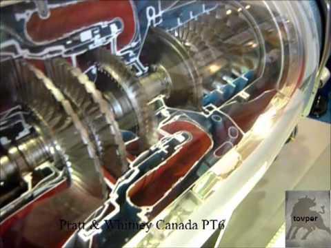 Pratt Whitney Canada PT6