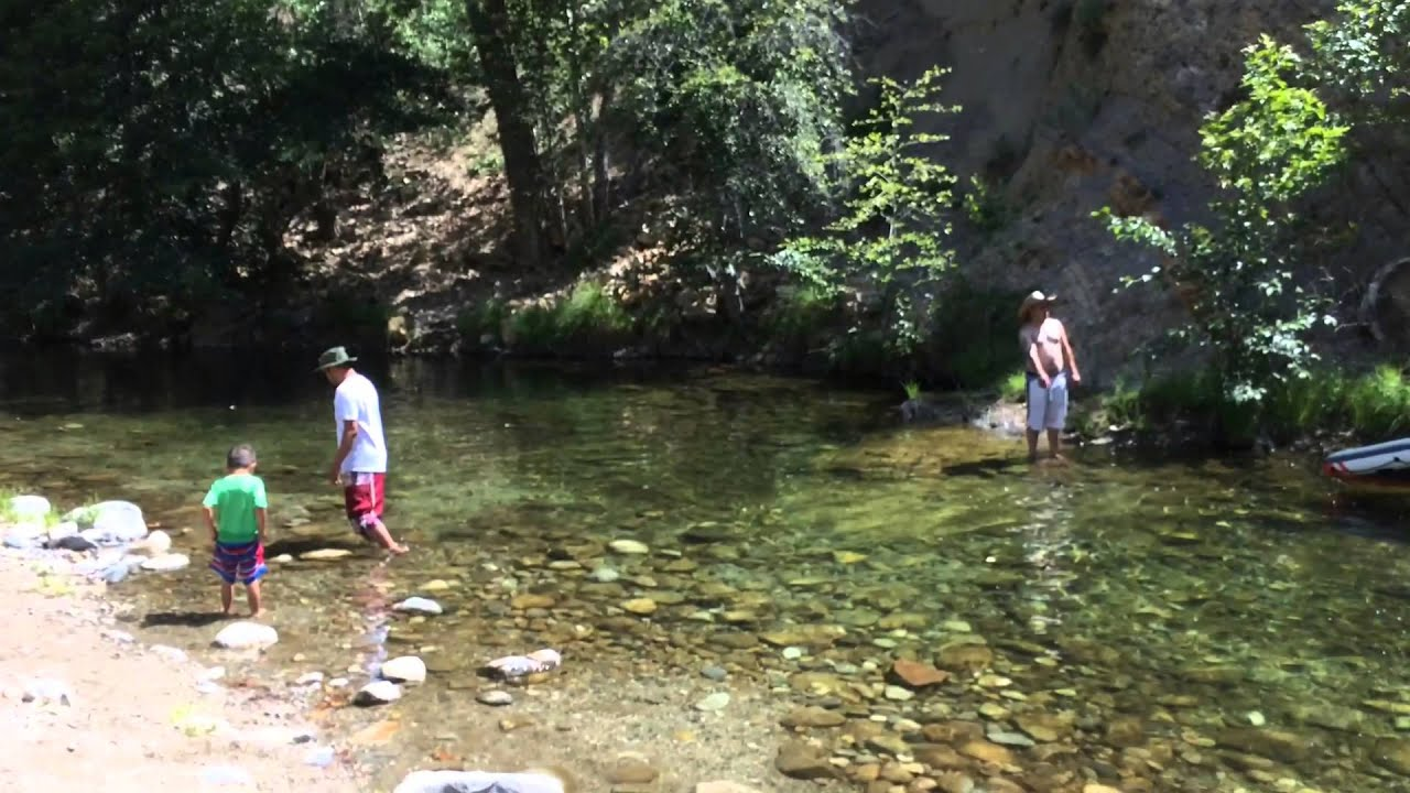 Arroyo seco camping 2014 youtube for Rancho seco fishing