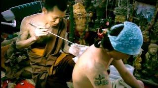 Wai Kroo 2016 Sak Yant & Sacred Oil Pra Ajarn Pornsit