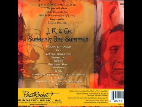J K & Co - Suddenly One Summer [full album] (1969)