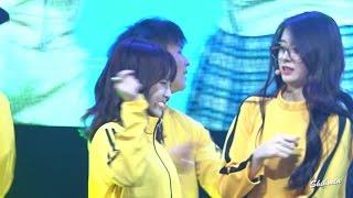 [fancam/직캠] 141225 T-ARA/티아라 - YaYaYa/야야야 (Boram focus/보람 초점) # Dear My Family Concert