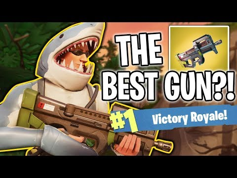THE COMPACT SMG SHOULD BE NERFED?! - FORTNITE BATTLE ROYALE!