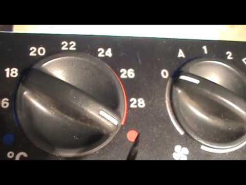 Система управления заслонкой отопителя ВАЗ 2110; 11; 12. Схема и принцип работы.