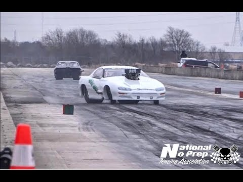 Doc Street Beast vs Small Block Petey at San Antonio Street Outlaws No Prep