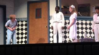 OCSA Drama - One Flew Over the Cuckoo's Nest Sc. 3