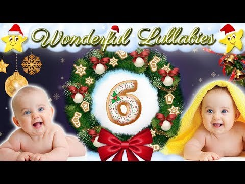 Super Relaxing Baby Sleep Lullaby ♥ Soft Christmas Bedtime Sleep Music First Noel ♫ Sweet Dreams