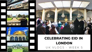 Story of a Study Abroad - UK Vlogs Week 5