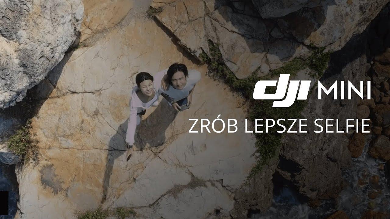 DJI Mavic Mini - Zrób lepsze selfie (PL) DJI ARS